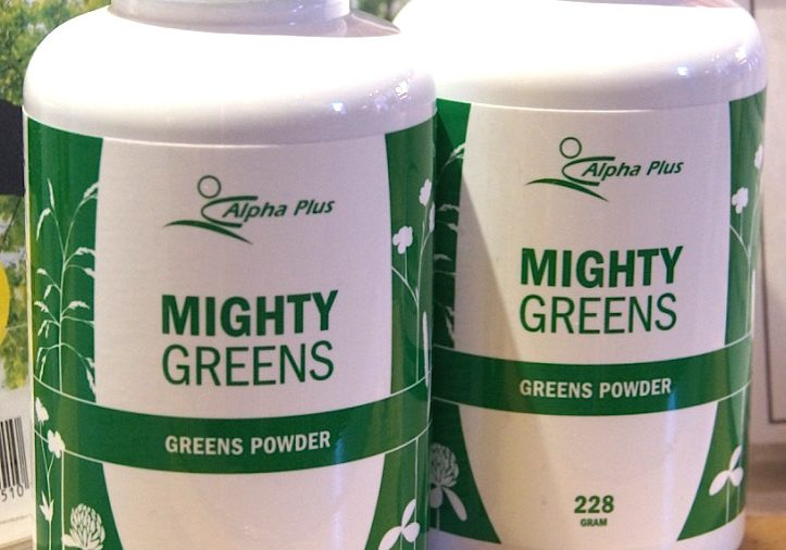MightyGreens 1