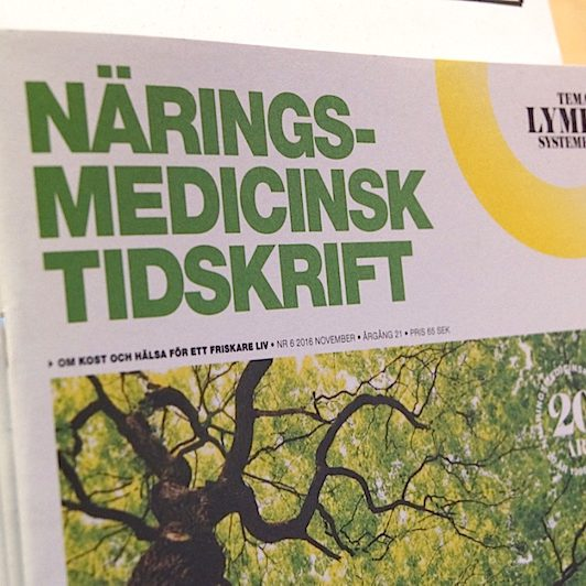 Näringsmedicinsk tidskrift 1